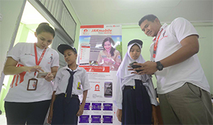 BANK DKI GOES TO SCHOOL DI KEPULAUAN SERIBU